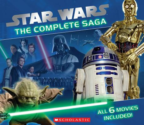 The Complete Saga By Scholastic Inc. (COR)